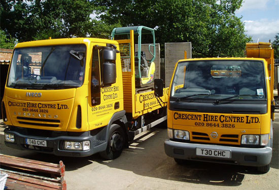 Crescent  Hire Vehicles